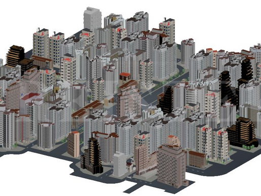 Case Study - 3D City Modeling
