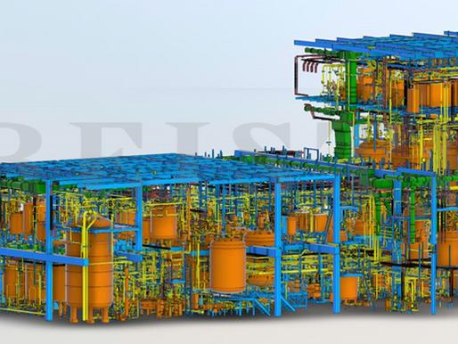 Case Study - Pharmaceutical Plant Modeling