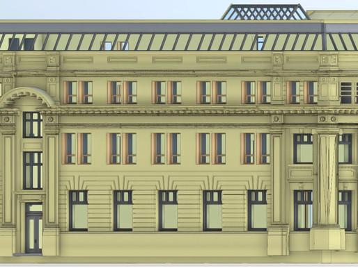 Heritage Building Modelling – LOD 450