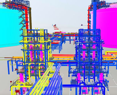 Oil and Gas Plant Design