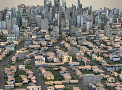 Smart city and CityGML Modeling