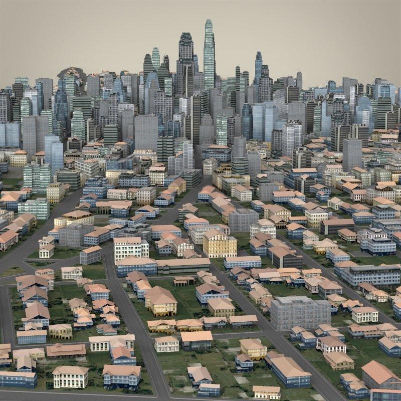 Smart City Modeling
