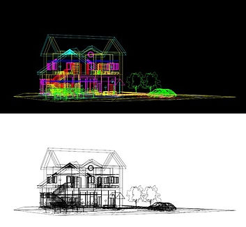 Point Cloud to 3D Modelling