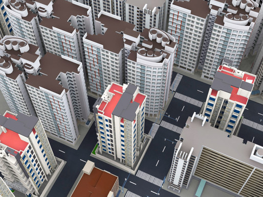 ADVANTAGES OF 3D CITY MODELS