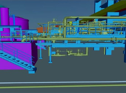 Case Study - Oil and Refinery Plant