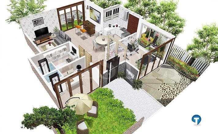 3D Floor Planning