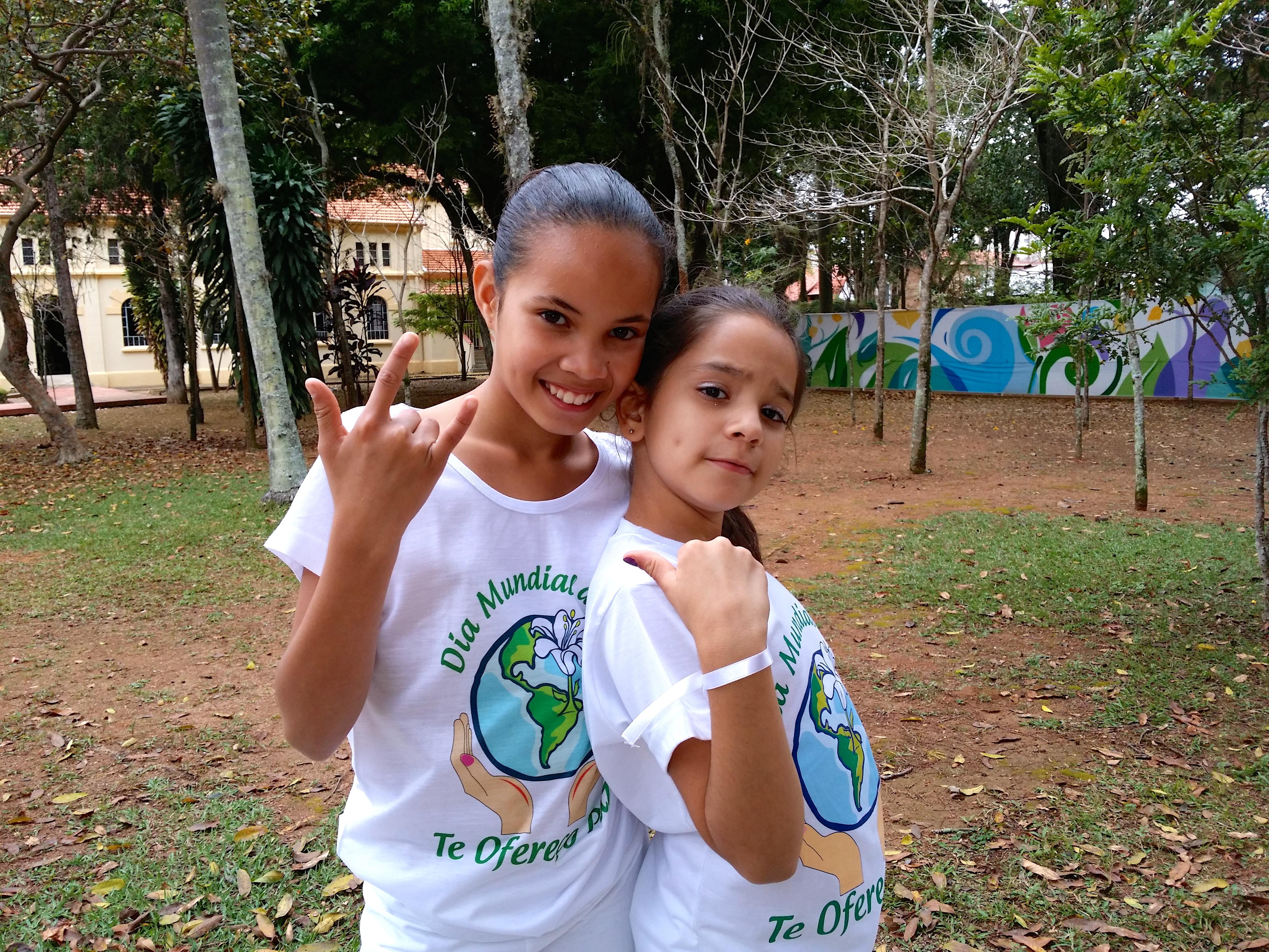 Aline e Vaneli