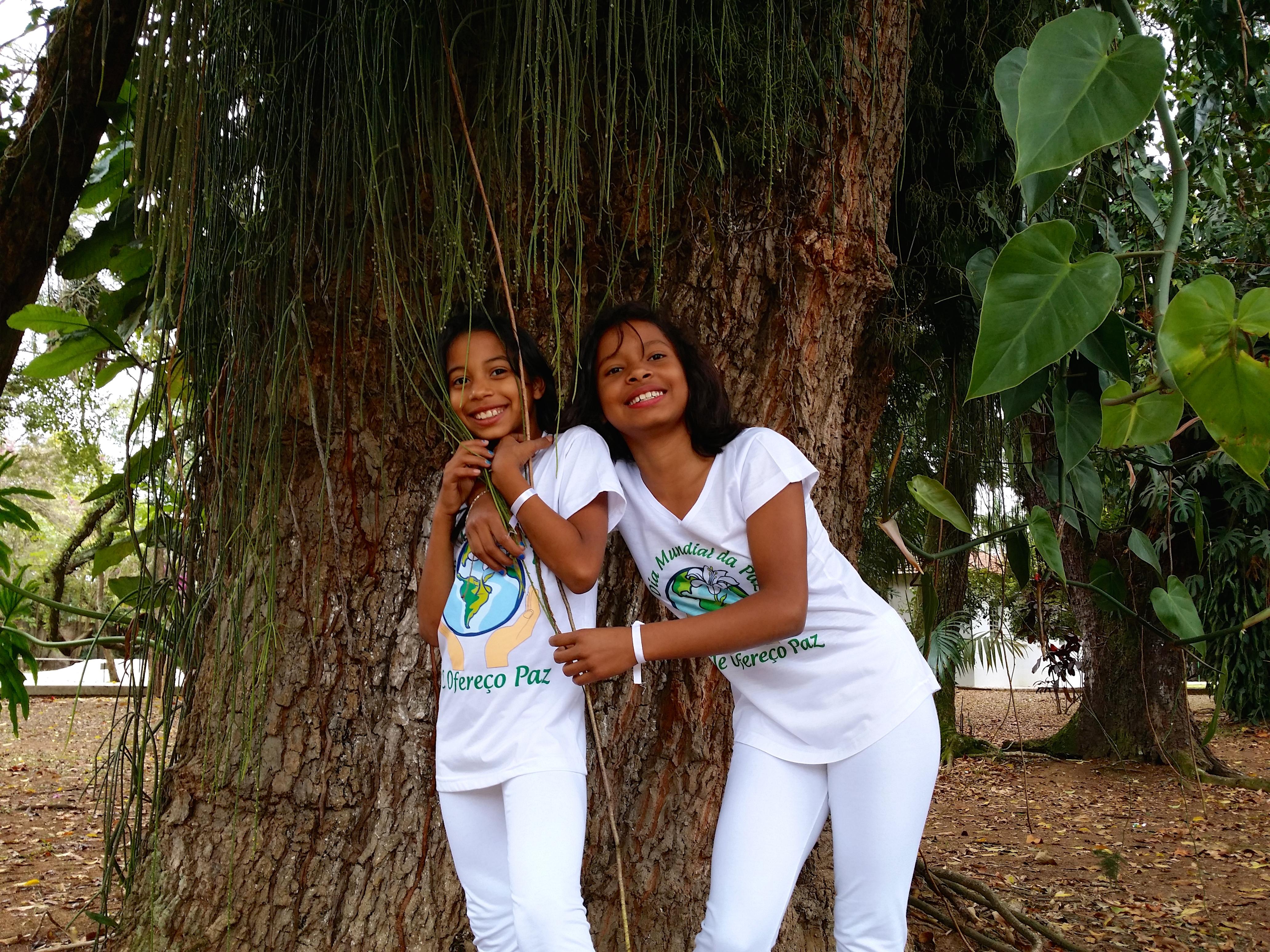 Fabiana e Ariele