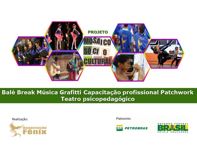 Associação Fênix inicia parceria com a Petrobras
