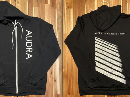 Audra HOODIES are here!