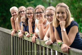 Hochzeitsfotograf Göttingen Brautjungfern