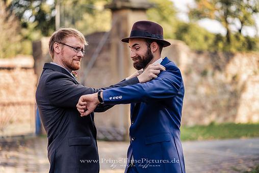 Hochzeitsfotograf Goslar Groomsman