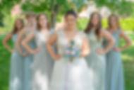 Hochzeitsfotograf Harz Brautjungfern