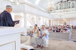 Hochzeitsfotograf Harz Trauung Kirche Jeinsen