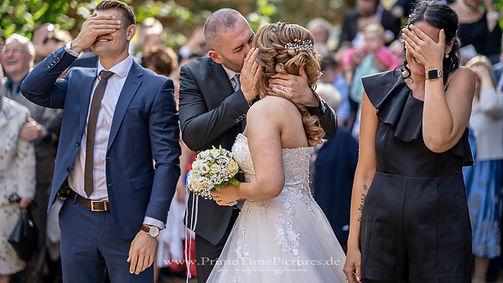 Hochzeitsfotograf Hildesheim Gruppenfoto