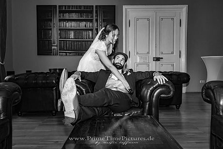 Hochzeitsfotograf Harz Bibliothek Kloste