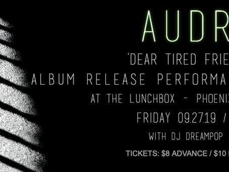 Album Release Performance in Phoenix