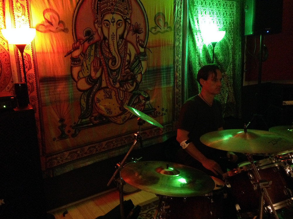 Audra Studio June 17, 2018 | Jason DeWolfe Barton Drums