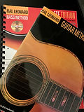 Hal Leonard Guitar & Bass Method Books
