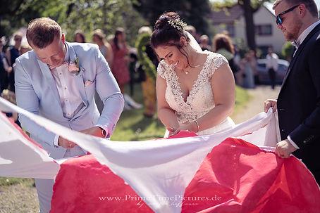 Hochzeit HIldesheim Herz
