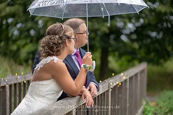 Hochzeitsfotograf Göttingen Regenhochzeit