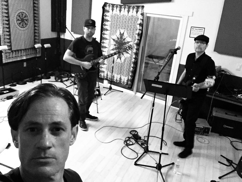 Audra Studio June 17, 2018 | Bret & Bart Helm, Jason DeWolfe Barton