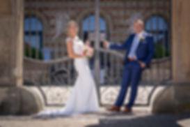 Hochzeit Fethlon Schlosspark