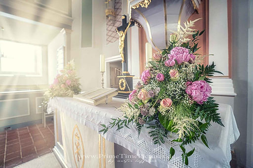 Kirche Dorste Hochzeit