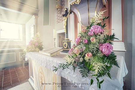 Hochzeit Kirche Dorste