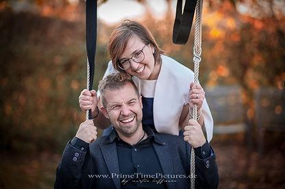 Hochzeitsfotograf Einbeck Schaukel