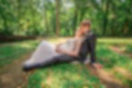 Hochzeitsfotograf Göttingen Brautpaar im Park