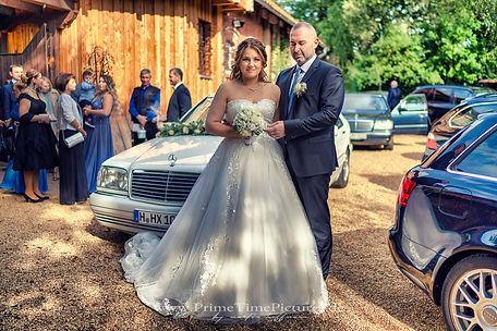 Rstaurant Schulz Brautpaar Hochzeit
