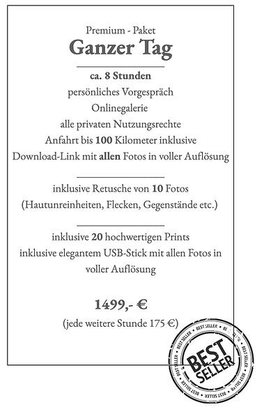 Hochzeitsfotograf Braunschweig Preise