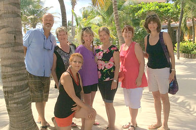 Coaching Class trip to Belize with Dr. Brad and Jean