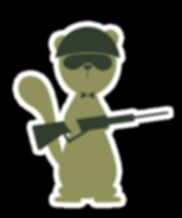京都 サバゲー apexfield マスコットキャラクター タッチー 日本最大屋内フィイールド
