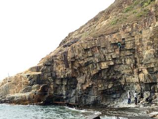New Climbing site - Ap Lei Chau