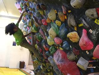 Fun Kids Climbing Class