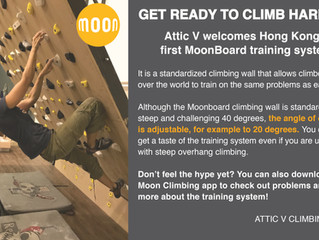 Moonboard Training System