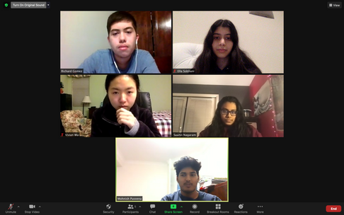 Speaking with Mohnish from Australia