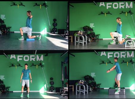 Einbeiniges Training – Teil 2 – Kniedominante Übungen
