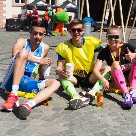 Wellig, windig St.Wendel – der erste Halbmarathon der Saison