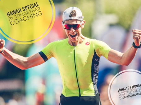 Hawaii Special by Tri2gether Coaching