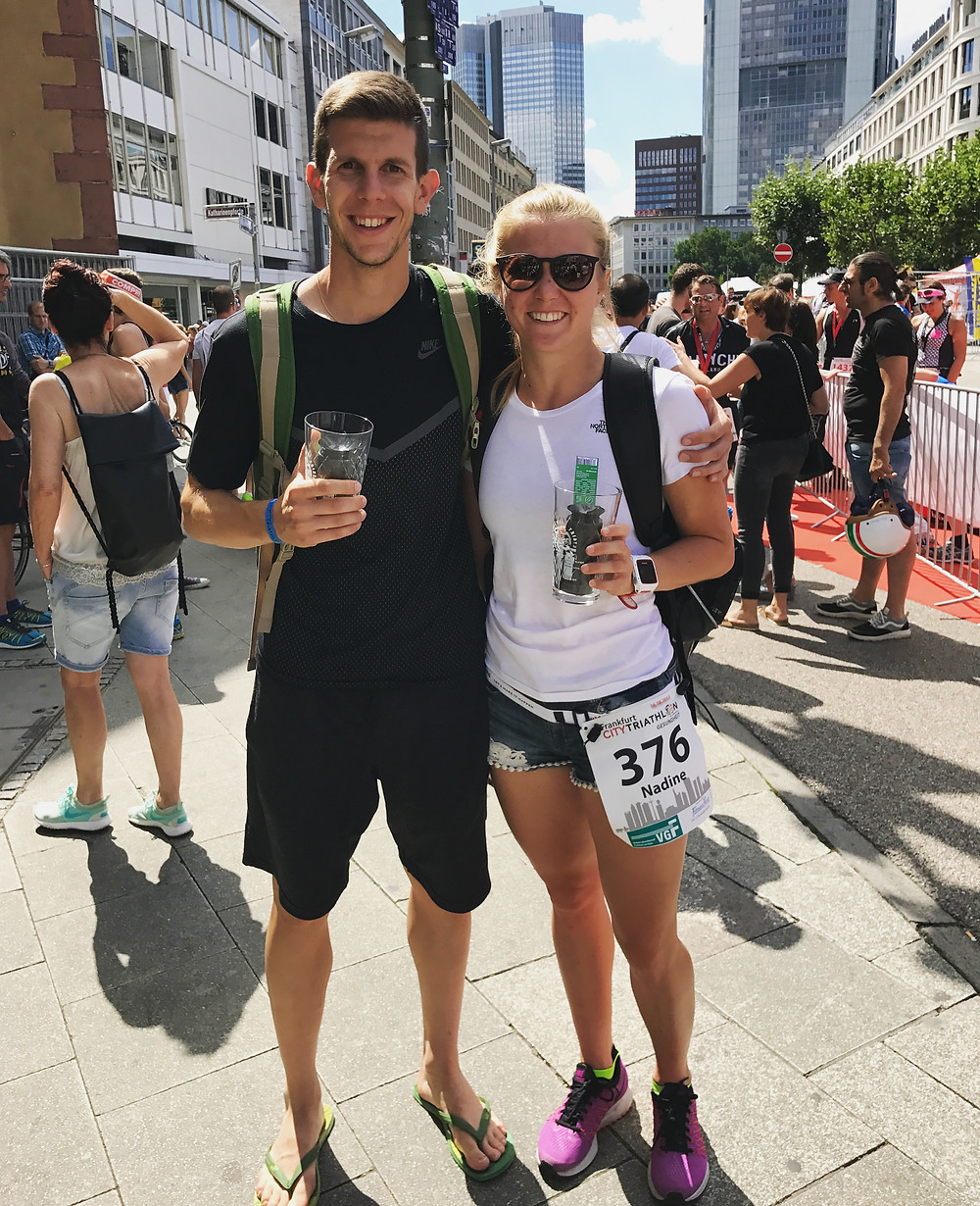 Frankfurt City Triathlon 2017