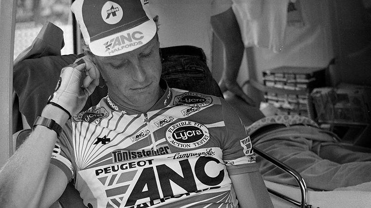 Schlaf und Leistung Rennrad Nadine Heck