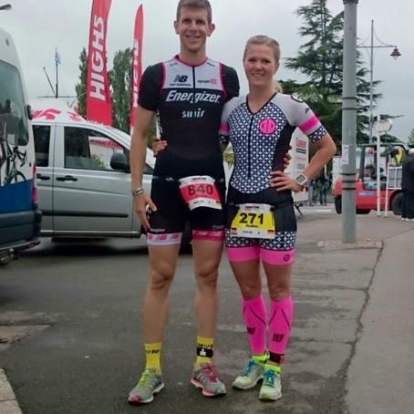 Das Wechselspiel des Ironman 70.3 Luxembourg ´16