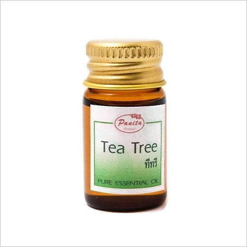 Tea tree Essential Oil 5 ml 100% Pure and Natural Free Shipping
