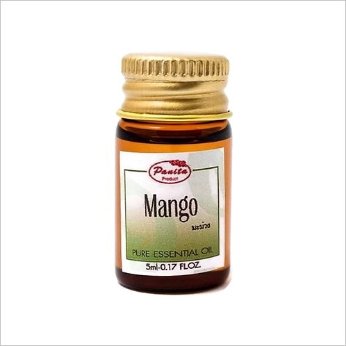 Mango Essential Oil 5 ml 100% Pure and Natural Free Shipping