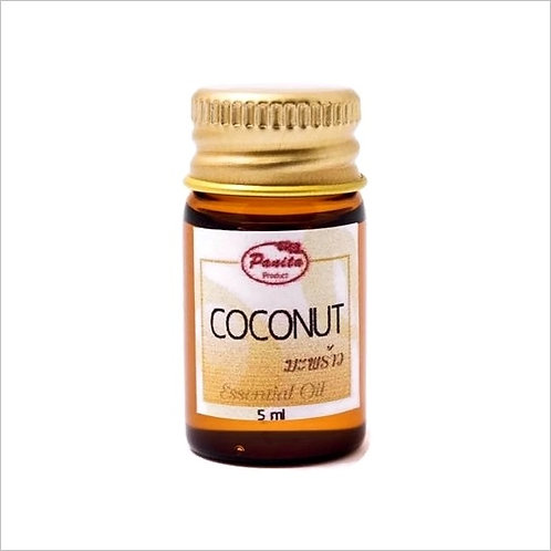 Coconut Essential Oil 5 ml 100% Pure and Natural Free Shipping