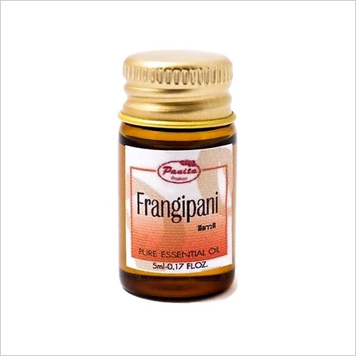 Frangipani Essential Oil 5 ml 100% Pure and Natural Free Shipping