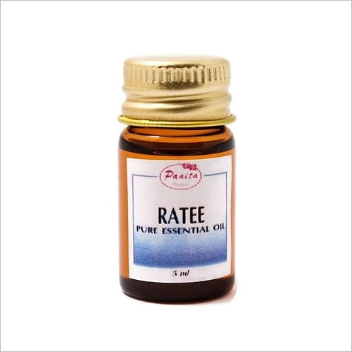 Ratee Essential Oil 5 ml 100% Pure and Natural Free Shipping